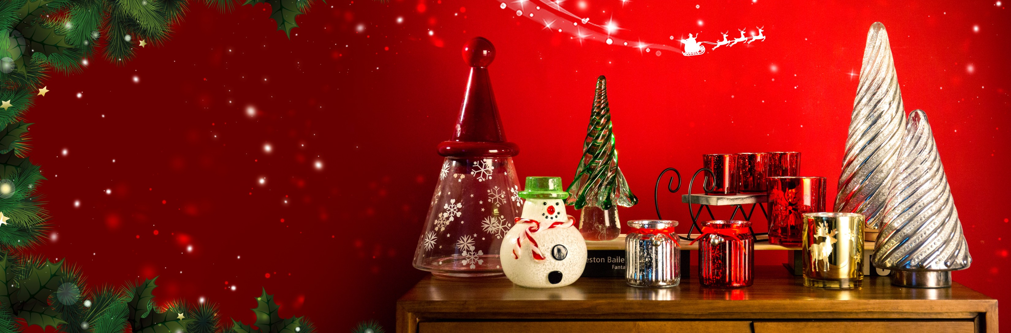 Decorate your Christmas time